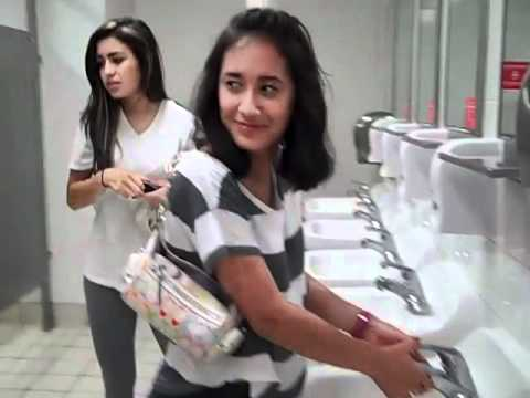Inspiring Girls Bathroom Interior