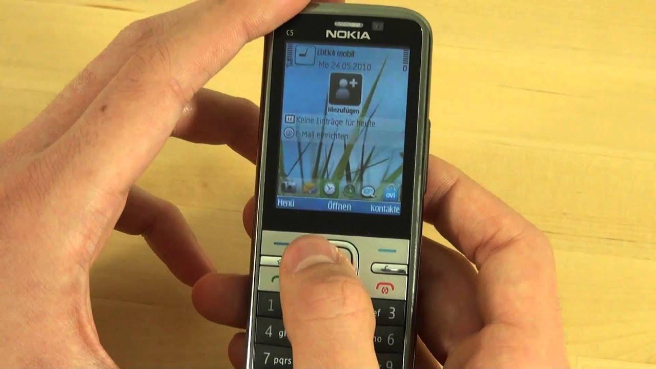 Nokia C5 in the Test