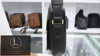 Мужская сумка мессенджер Polo Vicuna V8809   Обзор