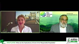 What are the Implications of Covid-19 for Responsible Hospitality?