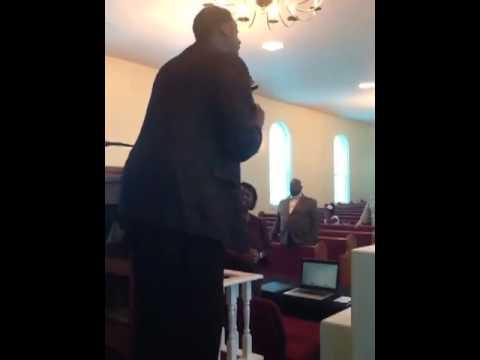 Dr. Patrick Usher killing during a seminar at The South Car