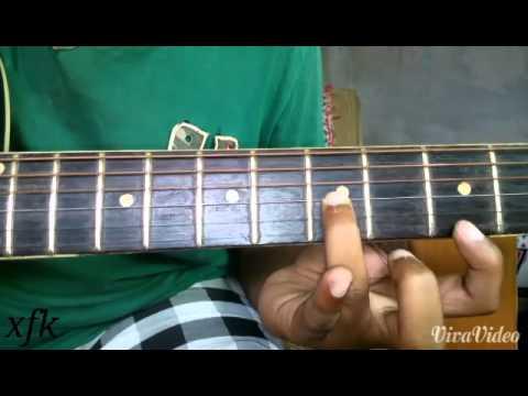 Baaton ko teri,complete Guitar Tab by...