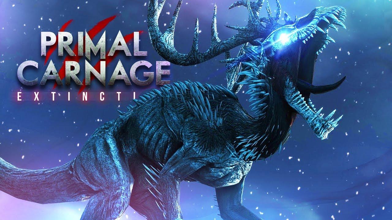 I'M BACK! New PC, New Dinosaurs, Primal Carnage 2.0! | Primal Carnage  Extinction - YouTube