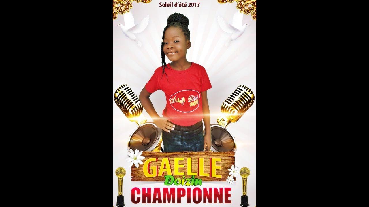 Download Gaelle Doizin Soleil d'été 2017