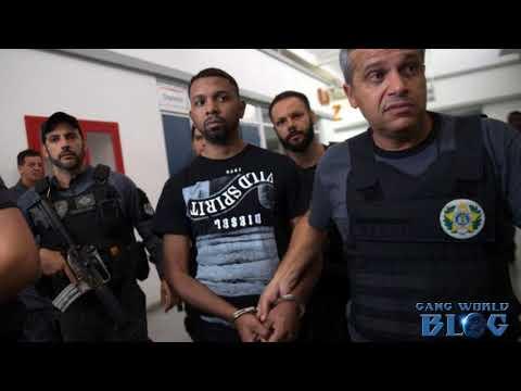 "Rio police capture ""Rogerio 157"" top Favela Drug Boss (Brazil)"
