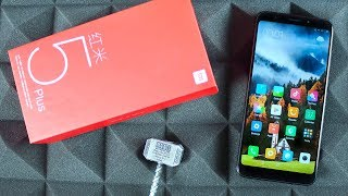 видео Обзор Xiaomi Redmi 5 Plus