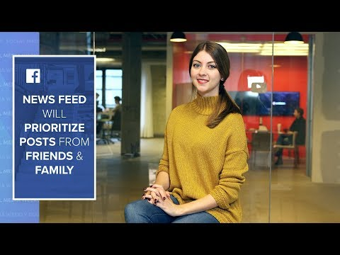 Changes in Facebook's News Feed Algorithm, YouTube Ads Get More Transparent, & More