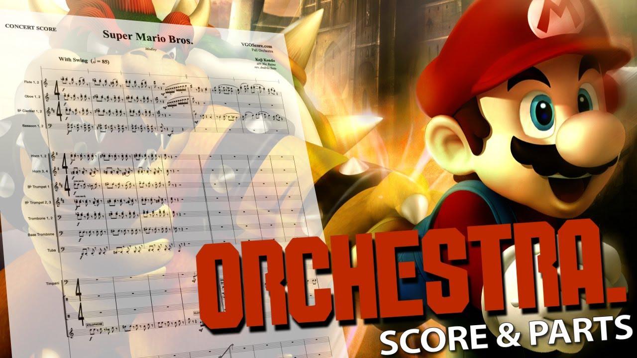 Super Mario Bros: Medley | Orchestral Cover - Most Popular Videos