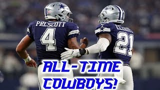 ALL-TIME DALLAS COWBOYS! AMERICA'S TEAM!  | MADDEN 19 ULTIMATE GAMEPLAY