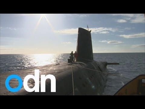 How do submarines avoid detection?