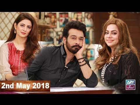 Salam Zindagi With Faysal Qureshi -  2nd May 2018 - Ary Zindagi