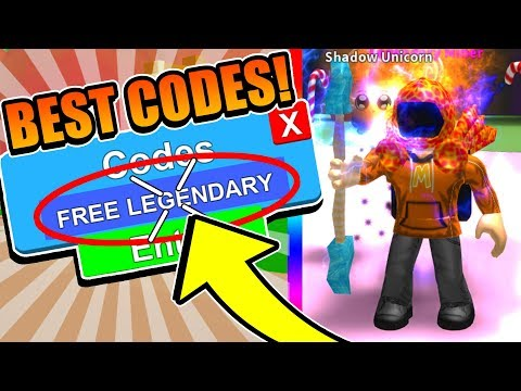 Top 10 BEST Codes For Mining Simulator! *BEST CODES IN GAME!*