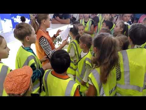 Детский споттинг в аэропорту Нижнего Новгорода - Стригино
