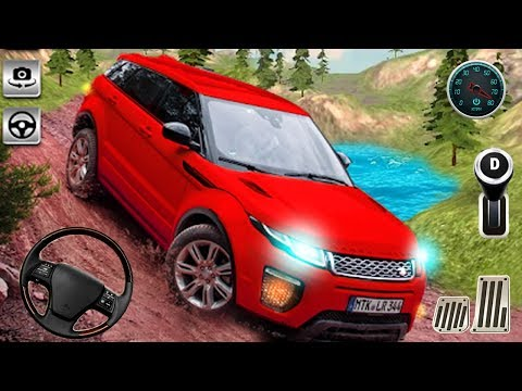 Extreme Offroad Jeep Driving - Game Mobil Mobilan Balap SUV 4x4 - Android Gameplay