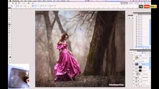 Урок Художественная обработка и тонирование фотографии в Фотошоп Уроки Фотошопа