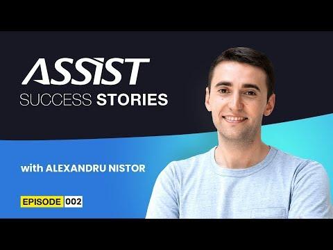 Meet the team - Ep. 2   Interviu cu Alexandru Nistor - Senior C++ Developer   ASSIST Software