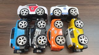 Awesome Police Car Toys with Lights, Sounds and Music! video for kids