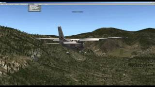 How to Display Winds and Barometric Pressure in Upper Left Corner in X-Plane 10