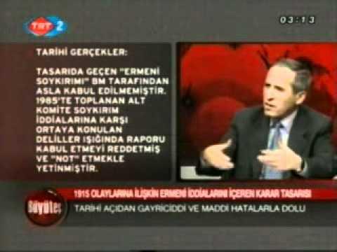 Ermeni Soykirimi Karar Tasarisindaki 30 Soruya 30 Cevap