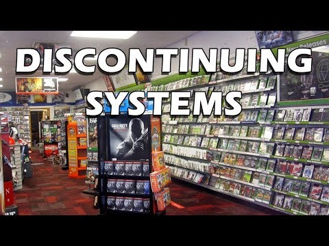Tales from Retail: End of a System's Life at GameStop