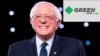 BREAKING: Bernie Sanders OFFERED Green Party Nomination To Run In General Election!