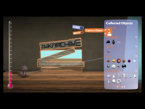 Bendy And the ink machine LBP3