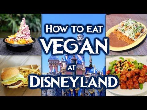 Vegan Options at Disneyland | Complete Guide | June 2019 Update