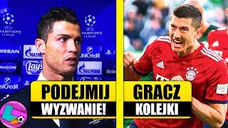 Cristiano Ronaldo PROWOKUJE Leo Messiego! Lewandowski GRACZEM kolejki!