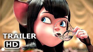 HOTEL TRANSYLVANIA 4 Transformania Trailer (2021) Selena Gomez Movie