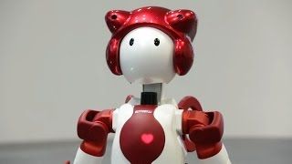 Hitachi's Future Has Robot Butlers and Self-Driving Pods