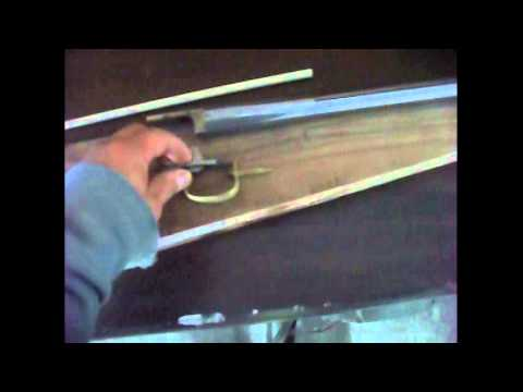 Making a Flintlock Pistol #2