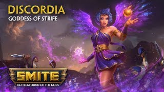SMITE - God Reveal - Discordia, Goddess of Strife
