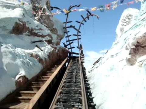 Expedition Everest - YouTube