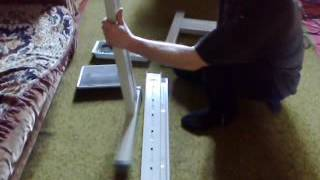 Зборка швейной машинки BRUCE-6380 часть N2