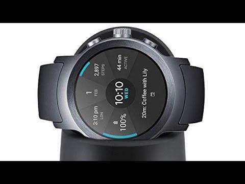 مراجعه سريعة ل ساعة LG W281 الرياضية اندرويد 2.0 LTE GPS NFC