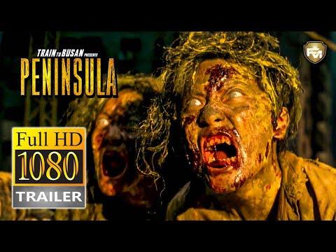 TRAIN TO BUSAN 2 PENINSULA Official Trailer HD (2020) Korean Horror Movie