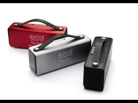 Jazooli Sound Reverb Bluetooth Speaker Review