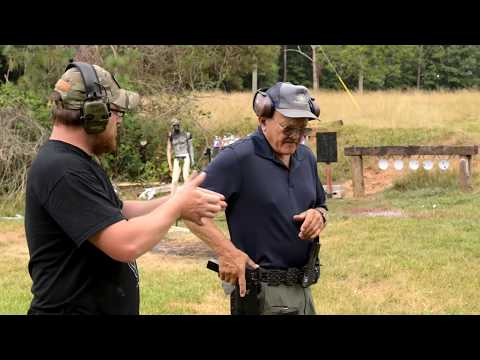 Handgun Speed & Accuracy Tips with Jerry Miculek
