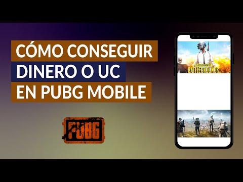 Cómo Conseguir Dinero, Billetes o UC Rápidamente en PUBG Mobile Fácilmente