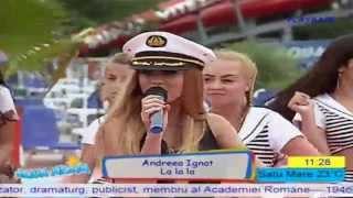 Andreea Ignat - ,,La la la! - ,,Aqua Neata