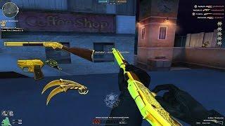 Crossfire NA: Golden Winchester| Hero Mode X #CrossfireFanWork IGN: [MS]Aquarius