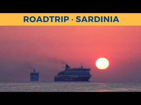 Sardinia Maritime Roadtrip (August 2018)