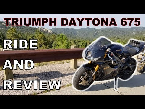 Triumph Daytona  - A Rider&#;s Review