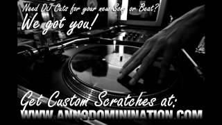 Anno Domini - 12 Microcuts - DJ SCRATCH DEMO