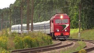 [Shartnoma tuzdi] Lokomotiv TEP70BS-120 / [BCh] TEP70BS-120