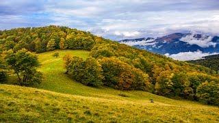 ������� ������� ���������� (����� � ������� / trekking in the Carpathians)