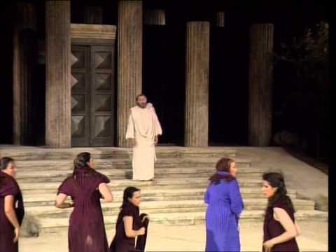 PHOENICIAN WOMEN Stratos Tzortzoglou - Part 5