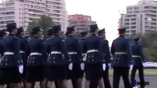 Ceremonia de Investidura de Cadetes Escuela Militar