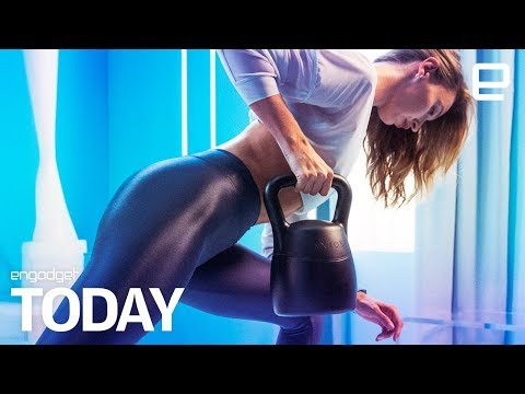 CES 2019 has all the tech for your new year fitness goals   Engadget Today