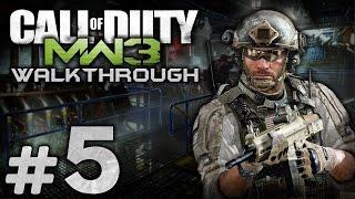 Прохождение Call of Duty: Modern Warfare 3 — Миссия №5: СНОВА В ИГРЕ